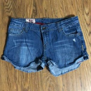Short Shorts from 1st Kiss